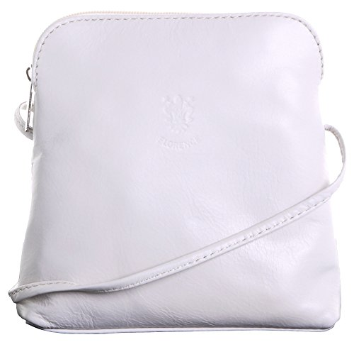 Shoulder Body Storage Cream Bag Leather Cross Bag Includes Soft Primo Branded Small Made Micro Hand Handbag Sacchi® Protective Italian aBUAxzv
