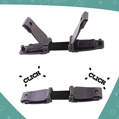 HOMYBABY Seguridad Bebes | Hebilla para Cinturon de Seguridad ...
