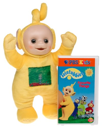 Image Unavailable. Image not available for. Color  Talking Lala Teletubbies  Doll. dfe3d6714144