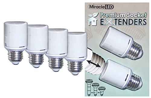 Outdoor Light Bulb Extender