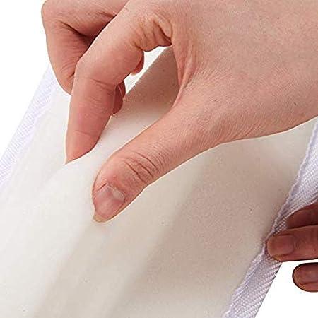 16 8cm Qucover Pont de Matelas pour lit Double,Connecteur de lit,Connecteur de Matelas,Pont d/'Amour,et Sangle de Connexion r/églable,Mousse,188