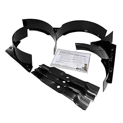 Amazon.com: Ariens Ikon X-52 y Ikon XL-52 cero giro ...
