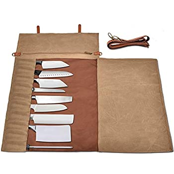 Amazon.com: Professional Chef Bolsa ligero Genuine rollo de ...