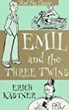 Emil and the Three Twins by Erich Kästner front cover