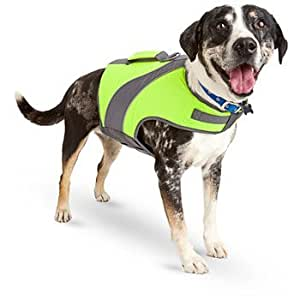 Amazon.com : Good2Go Yellow Dog Flotation Vest, Medium