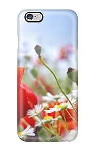 XCKhtos7746eoDJr Case Cover Summer Flowers Iphone 6 Plus Protective Case