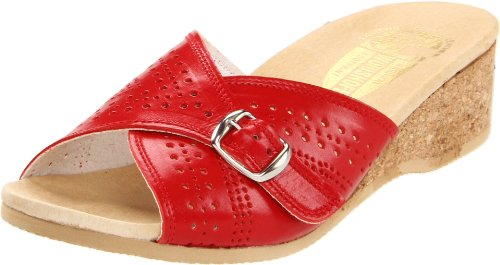 nbsp;euro Red Da Comfort Slide 251 Sandali Donna Worishofer P8Sn1qx7n