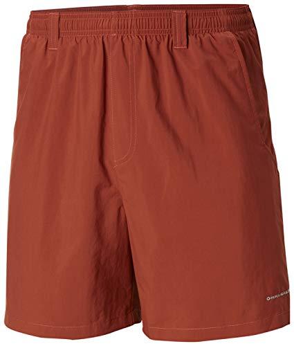 Elastic Waist Mesh Shorts - 8