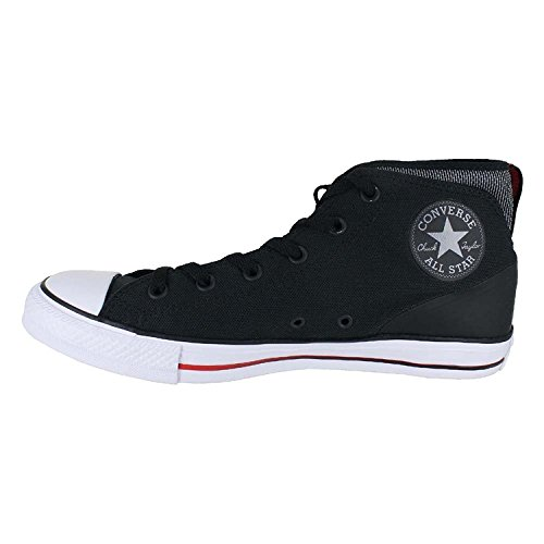 Trainers Black Star Chuck Converse Casino Street Mason Taylor Mid Canvas Syde Womens All Iz4xvwqF4