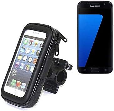 K-S-Trade Montaje de la Bici para Samsung Galaxy S7, Montaje del ...