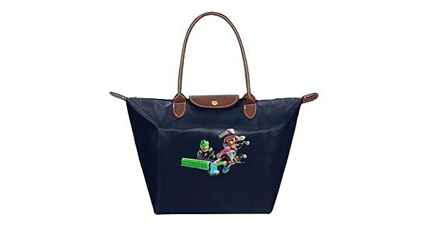 All You Need Is Mermaids Waterproof Leather Folded Messenger Nylon Bag Travel Tote Hopping Folding School Handbags