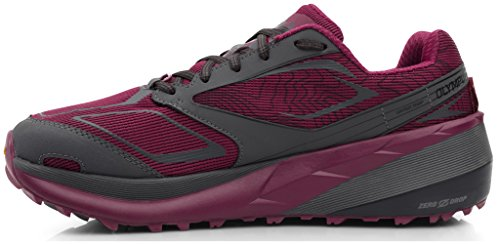 Altra AFW1859F Women's Olympus 3 Running Shoe, Raspberry - 10 B(M) US by Altra (Image #2)
