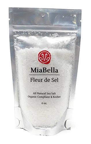 MiaBella Fleur de Sel Sea Salt - 6 oz by MiaBella (Image #2)