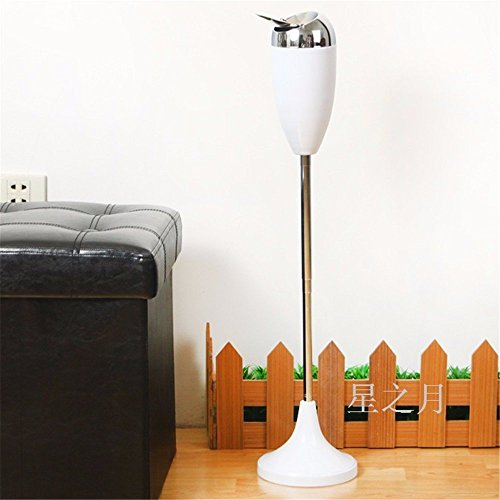 ZHAS Elbow European style living room with ashtray creative fashion personality retractable vertical stand ashtray, telescopic white