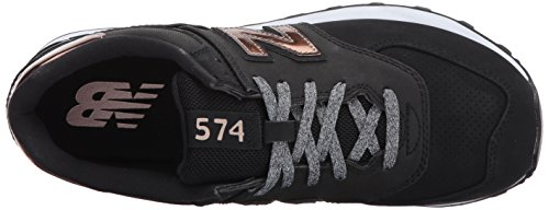 metallic 574v1 Balance Black Sport New Bronze Varsity Sneaker Women's HOwqxfv