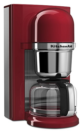 Kitchenaid Pour Over Coffee Maker Red : KitchenAid KCM0802ER Pour Over Coffee Brewer, Empire Red - Buy Online in UAE. Kitchen Products ...
