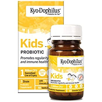 Amazon.com: Kyo-Dophilus Probiotic Plus Enzymes, 120 ...