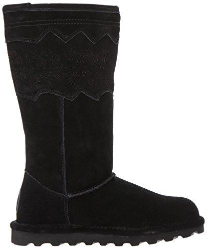 US Boot Shana BEARPAW Fashion 5 Women's Black M q0wgwat