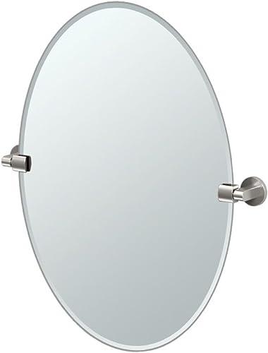 Gatco 4119 Zone Oval Mirror