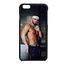 Drake Boxers iPhone 6/6s Case (Black Plastic)
