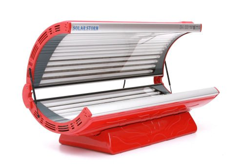 Solar Storm Tanning Beds - Solar Storm 32 lamp tanning bed with Twisters!