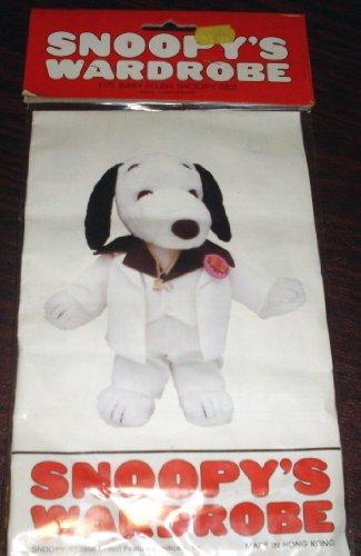 Peanuts Snoopy's Wardrobe for 11
