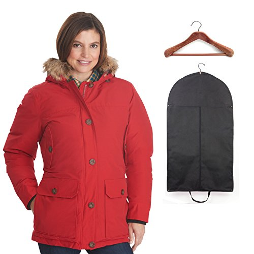woolrich-womens-arctic-down-parka-old-red-w-cedar-hanger-and-garment-bag-small