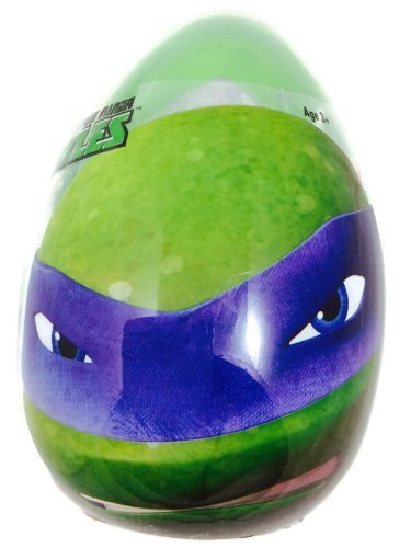 Teenage Mutant Ninja Turtles Egg Shaped Filled with Candy