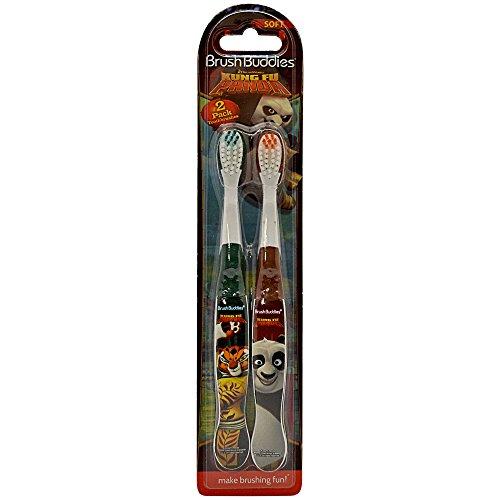 Brush Buddies Kung Panda Toothbrush product image
