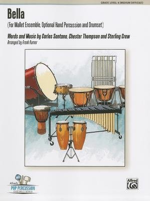 Download [(Bella: For Mallet Ensemble, Opt. Hand Percussion and Drumset, Score & Parts)] [Author: Alfred Publishing] published on (May, 2013) pdf epub