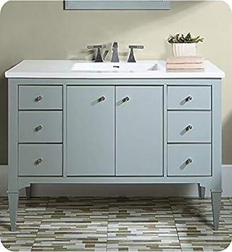 Fairmont Bathroom Vanities | Fairmont Designs 1510 V48a Charlottesville 48 Free Standing