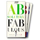 Absolutely Fabulous: Series 1-3