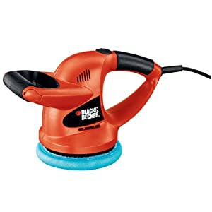 BLACK+DECKER WP900 6-Inch Random Orbit Waxer/Polisher