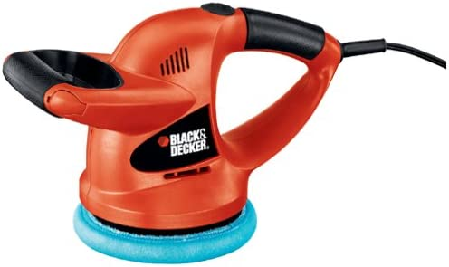 BLACK DECKER 6-inch Random Orbit Waxer Polisher WP900