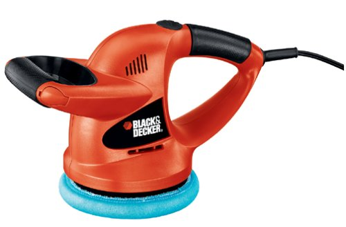 Black & Decker WP900 6-Inch Random Orbit Waxer/Polisher (Polishing Buffer)