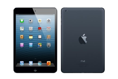 Apple iPad Mini 64Gb Wi-Fi + 4G LTE Cellular (Factory Unlocked) - Black