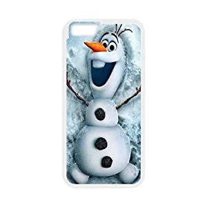 """Disney Frozen Quotes Soft Rubber(TPU) Phone Case & Cover For Apple Iphone 6,4.7"""" screen Cases FNWT-L869130"""
