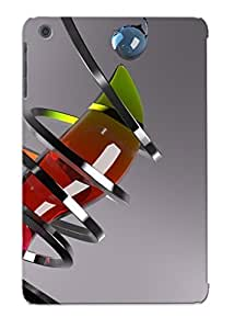 Case For Ipad Mini/mini 2 Tpu Phone Case Cover(glass Sculpture) For Thanksgiving Day's Gift