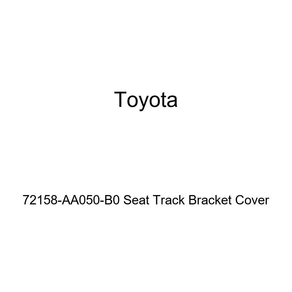 Toyota 72158-AA050-B0 Seat Track Bracket Cover
