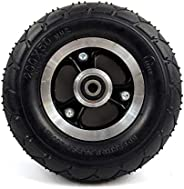 """200x50 Electric Scooter Solid Wheel No Air 8 Inch Scooter Wheel with Solid Tire Alloy Hub 8"""" Trolley Cast"""