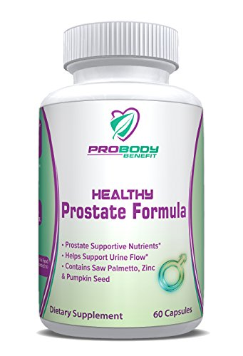 Prostate Palmetto Recommended Supplements Urination product image