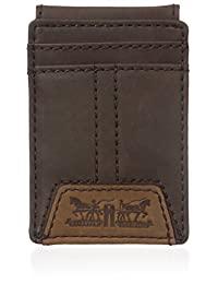Levi's - portafolios de bolsillo para hombre