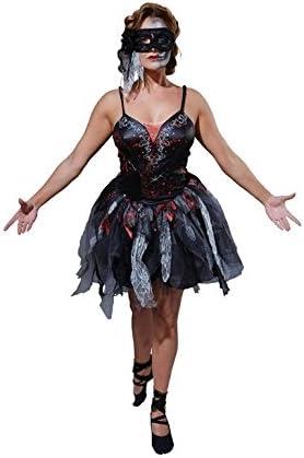 Rubies s oficiales muertos bailarina negro disfraz de Halloween ...