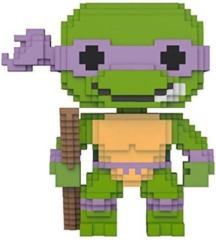 Amazon.com: Funko POP 8 bits: TMNT personajes de teenage ...