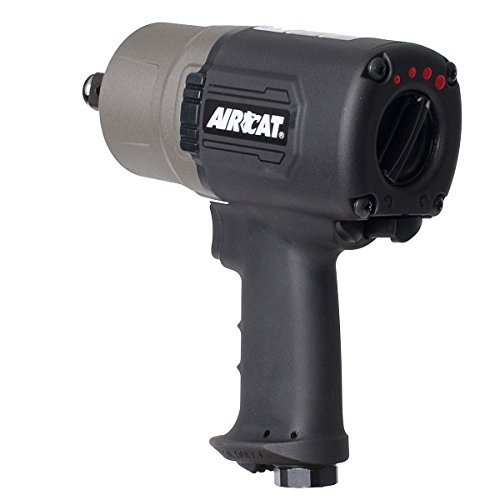Image of Home Improvements AIRCAT 1770-XL Super Duty Composite Impact Wrench, 3/4-Inch