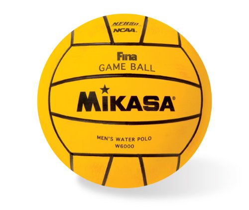 Ncaa Water Polo - Mikasa W6000 NCAA Men's Water Polo Ball