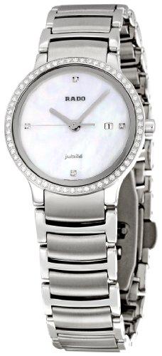 Rado-Womens-R30936903-Centrix-Stainless-Steel-Bracelet-Watch