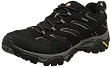 Merrell Moab 2 GTX, Zapatillas de Senderismo para Hombre, Negro (Black), 44.5 EU