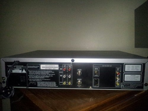 GoVideo DVR4100 DVD-VCR Combo