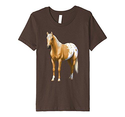 Palomino Horse T-Shirt - 4